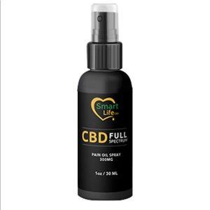 Hemp Pain Oil Spray